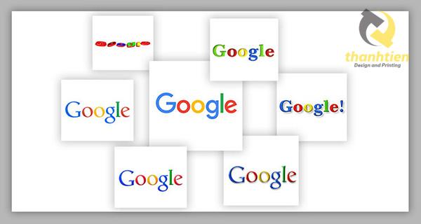 logo google y nghia qua cac nam