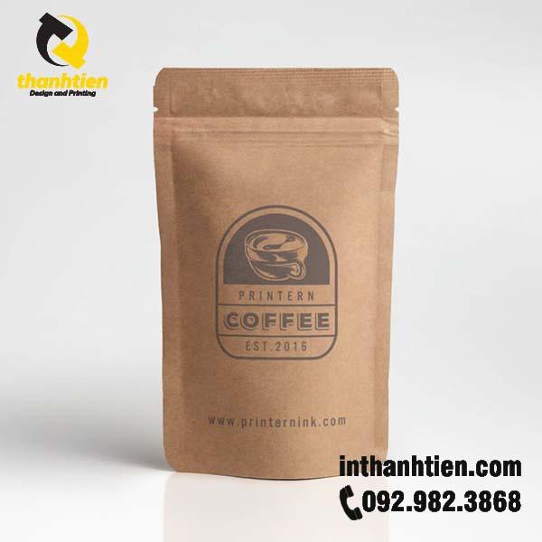 giay kraft dung cafe