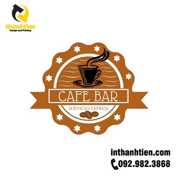 logo quan cafe bar