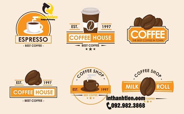 design logo quan cafe