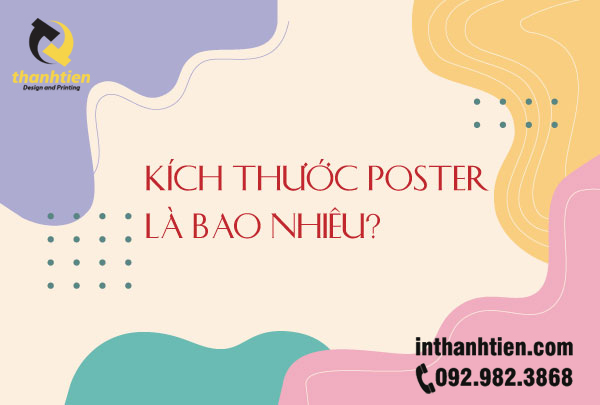 poster quang cao gia re hcm
