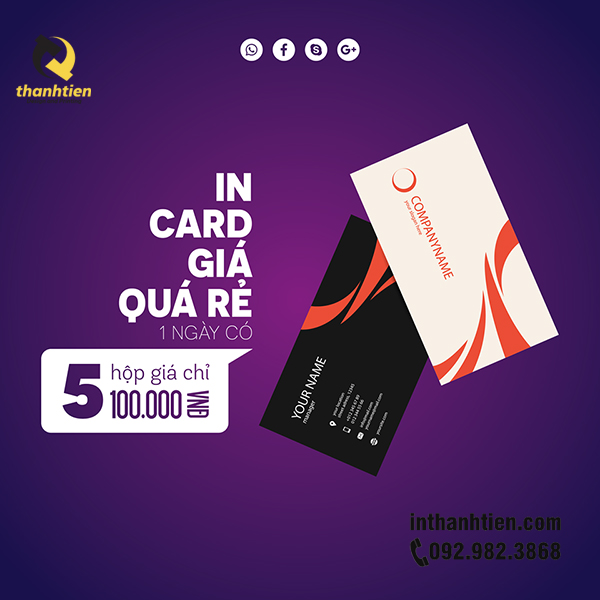 xuong in namecard gia re tphcm