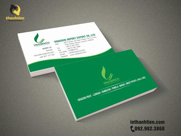 xuong in name card uy tin